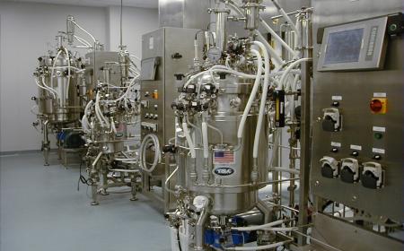 GMP fermentors