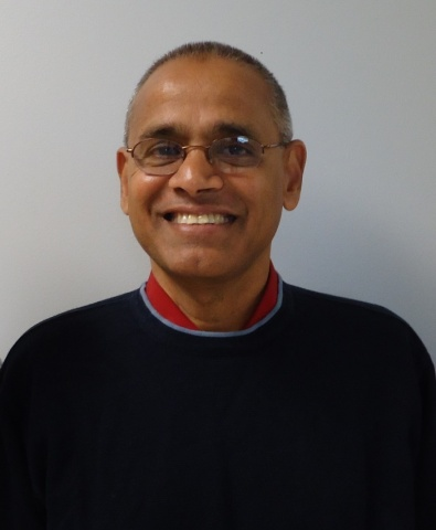 Professor Mani V. Subramanian, former Director of Center for Biocatalysis and Bioprocessing at University of Iowa