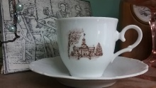 Tea with the Iowa City Historic Foodies