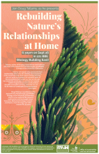 Rebuilding Nature's Relationships at Home